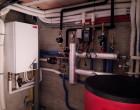 Impianto a pavimento Uponor Tecto + VMC Hoval + PDC Hoval realizzato in provincia di Avellino