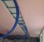 Soffitto + parete radiante Uponor  realizzato in prov. di Salerno