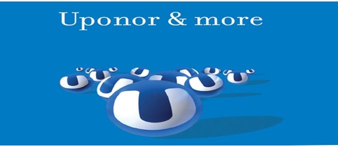 Uponor & More – Programma raccolta punti dedicato agli installatori UPONOR