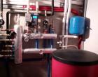 Impianti industriali per riscaldamento e condizionamento
